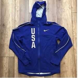 Nike Hypeshield Team USA 2016 Rio Olympics Jacket